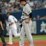7/15 中日VS阪神「何もないゲーム。今日観に行った人はかわいそう。工場長(雄太)リストラか?」