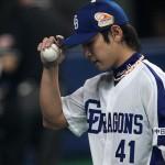 7/2 中日VS阪神「あっ、浅尾おぉぅぅ(;_;)1安打3四死球4失点で1回持たず降板」