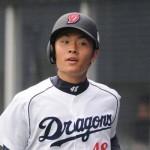 8/26 中日VS横浜「溝脇プロ初安打おめでとう!だけな試合。濱田は大丈夫かのう」