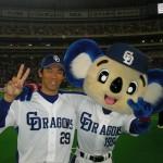 9/6 中日VS阪神「山井10勝目!森野決勝打!9月はドラゴンズの月にしよう!」